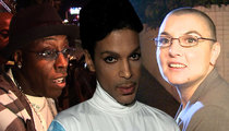 Arsenio Hall: Sinead O'Connor Is Crazy ... Prince Did NOT Get Drugs From Me!