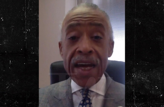 Only. rev al sharpton asshole yes