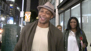 Eddie George To Kelly Ripa ... I'll Replace Strahan ... For Cheap!!
