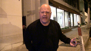 Michael Chiklis -- Beefs with Roger Goodell ... You're NO 'Commish'