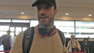 Sam Hunt -- I Miss Football ... But NFL Career 'Wasn't In the Cards'