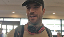 Sam Hunt -- I Miss Football ... But NFL Career 'Wasn't In the Cards' (VIDEO)