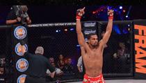 MMA Fighter Jordan Parsons -- Headphones May Be Factor In Horrific Hit and Run