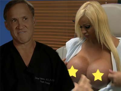The Biggest, Scariest, Most Botched-iest Boobs We've Ever Seen: You've Been Warned