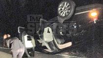 Abby Wambach -- Flipped SUV In Secret '14 Wreck ... Fled Scene (PHOTOS)