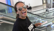 Evelyn Lozada -- I FORGIVE OCHOCINCO ... But Stay Away From My Wedding!!