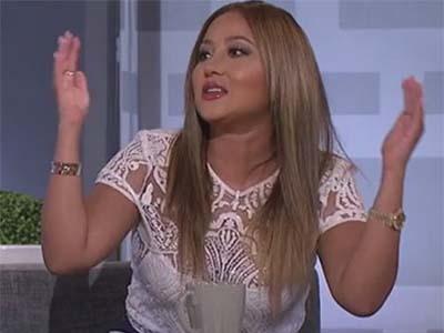 WOW! Things Sure Are Getting Serious w/Adrienne Bailon & Her New Man: THIS VIDEO!