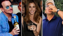 Stars Swiggin' Casamigos Tequila for Cinco De Drinko!