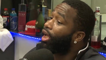 Adrien Broner -- I'm Voting for Trump ... Mexicans Hate Me Anyway! (VIDEO)