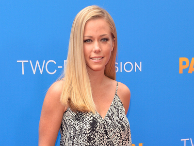 It's Like Playboy All Over Again: Kendra Wilkinson Stripping Down for the Camera