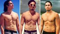 11 Shirtless Shots Of 'Hamilton' Hottie Jon Rua