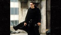 Keanu Reeves -- Cops Investigate 'Matrix' Obsessed Fan