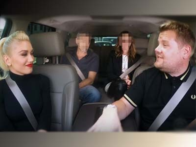Gwen Stefani's 'Carpool Karaoke' Was EPIC ... And Hilarious: The Special Guests Were the BEST