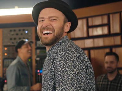 FINALLY! Justin Timberlake's New Song & Music Video Are on FIRE!