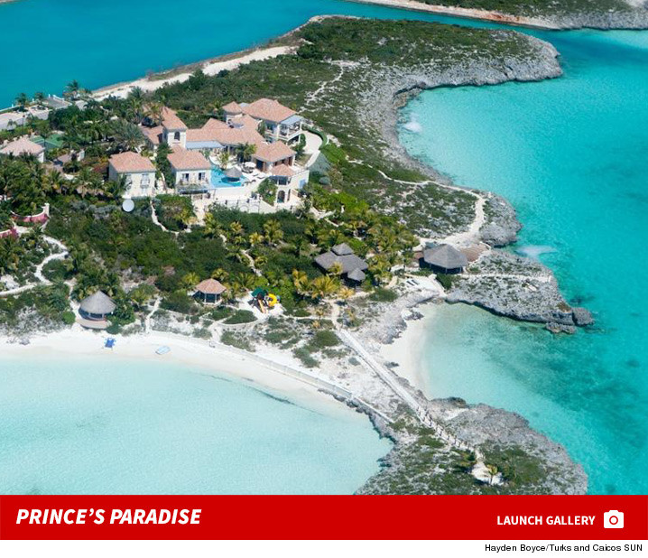 Prince Check Out My Island Paradise