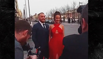 Conor McGregor -- Hits Irish Award Show ... Smiling & Happy