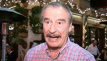 Vicente Fox -- Trump's Tacos are Fake!!! (VIDEO)