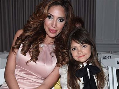 Farrah Abraham Needs to Get Her 6-Year-Old Daughter Under CONTROL: This is BEYOND Inappropriate…