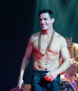 Antonio Sabato Jr. Stripped Down