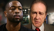 Famous Canadian Politician -- Defends Dwyane Wade ... Diss Wasn't Intentional
