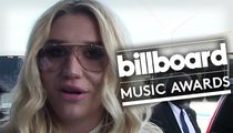 Kesha -- 'Statement' Act Set For Billboard Music Awards