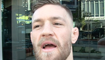 Report: Conor McGregor -- Death Threats In Ireland ... Beefs Up Security
