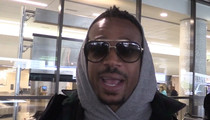 Marlon Wayans -- Blac Chyna Has TWO Baby Bumps! (VIDEO)