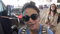 Fifth Harmony's Ally Brooke -- You're Right to Laugh About My Missing Left Foot! (VIDEO)