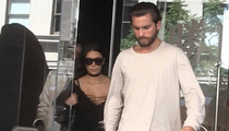 Scott Disick -- I'm Done with Kourtney ... Now I Roll with Kim (VIDEO)