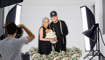 Blac Chyna & Rob Kardashian -- 7-Figure Deal For First Baby Pics