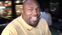 Officials to Warren Sapp -- You've Got a Clean Slate ... After Brutal 2015