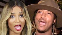 Ciara -- Loses Big to Future in Custody War