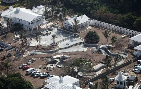 Celebrity Homes With Aerial Views To Die For