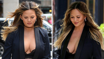 Chrissy Teigen -- Got Milk? (PHOTOS)