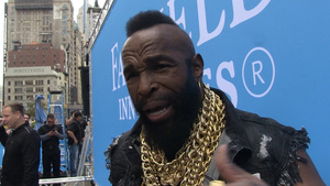 Mr. T -- Muhammad Ali Was A Hood Superman ... Stopped Real Crime
