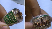 Von Miller -- Custom Super Bowl MVP Ring ... Drops $25k (VIDEO)