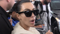 Kim Kardashian -- I'm Calling the Shots Now! (VIDEO)