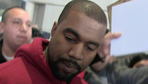 Kanye West -- Sued For Ripping 'New Slaves' (AUDIO)
