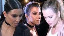 The Kardashians -- Doctor Slaps Name On Facelifts ... Doggone It!