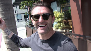 Robbie Keane -- I'd Love to Play with Ronaldo ... Come to the Galaxy!