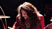 Megadeth Drummer Nick Menza -- Collapses, Dies at 51