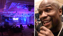 Floyd Mayweather -- 7-Figure Sweet 16 for Daughter (VIDEO)