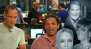 TMZ Live: David Hasselhoff: I'm Broke!