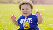 14 Photos Of Mini Steph Curry Ballin' On Social Media