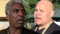 Charles Oakley -- I Forgive Fat Joe ... But Don't Do It Again!