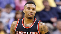 NBA's Damian Lillard -- Rap Career BOOMIN' ... Major Labels Interested