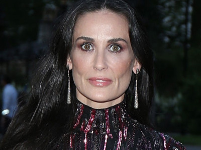 WHOA! You Gotta See Demi Moore's Latest Look In London -- What's Going on Here?!