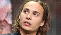 'Fear the Walking Dead' Star Frank Dillane -- Arrested After Fight on CBS Lot