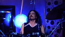 Megadeth Drummer Nick Menza -- Died the Way He Wanted