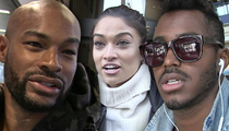 Tyson Beckford, DJ Ruckus -- Bloody Fight Over Shanina Shaik (VIDEO UPDATE)